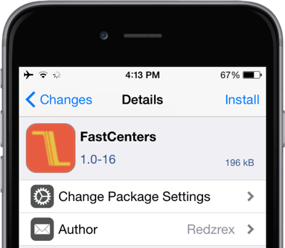 FastCenters
