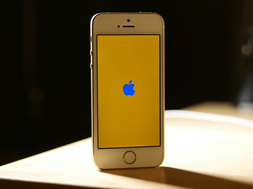 Заставка на iPhone