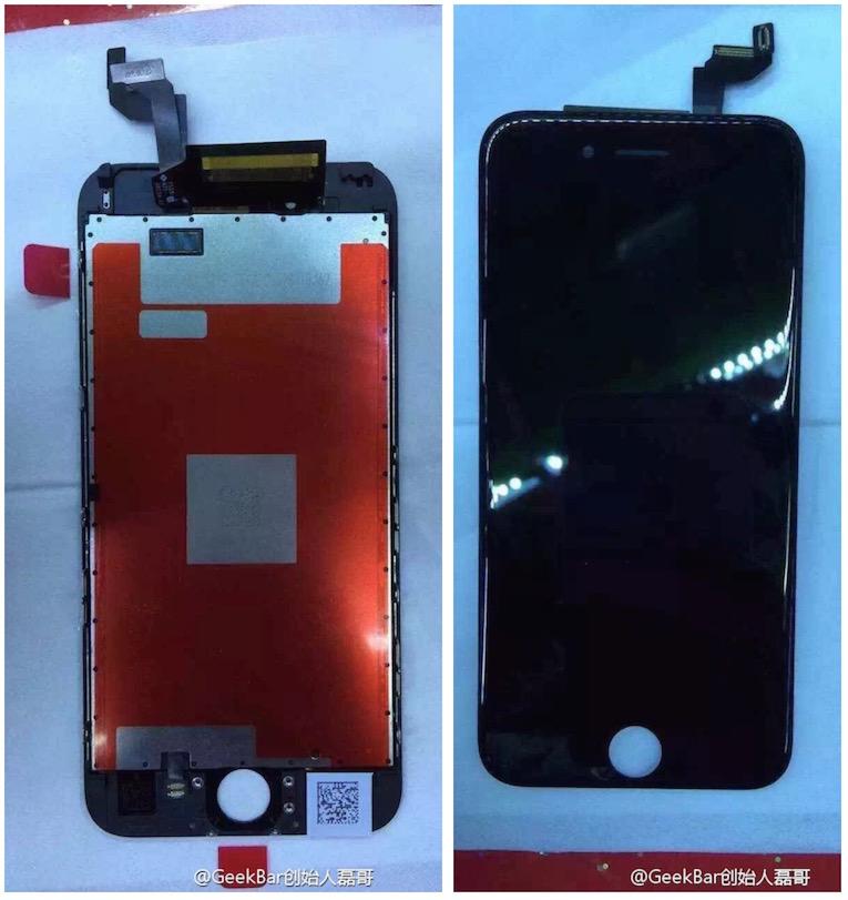 Дисплей iPhone 6s