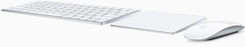 Magic Keyboard, Magic Mouse 2, Magic Trackpad 2