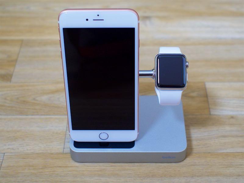 iPhone 6s и Apple Watch