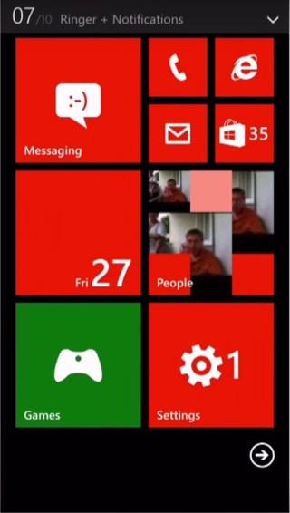 Windows Phone на iPhone