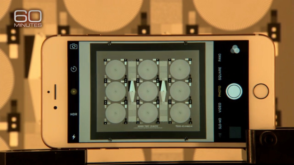The-iPhone-is-having-its-camera-calibrated-in-different-lighting-scenarios