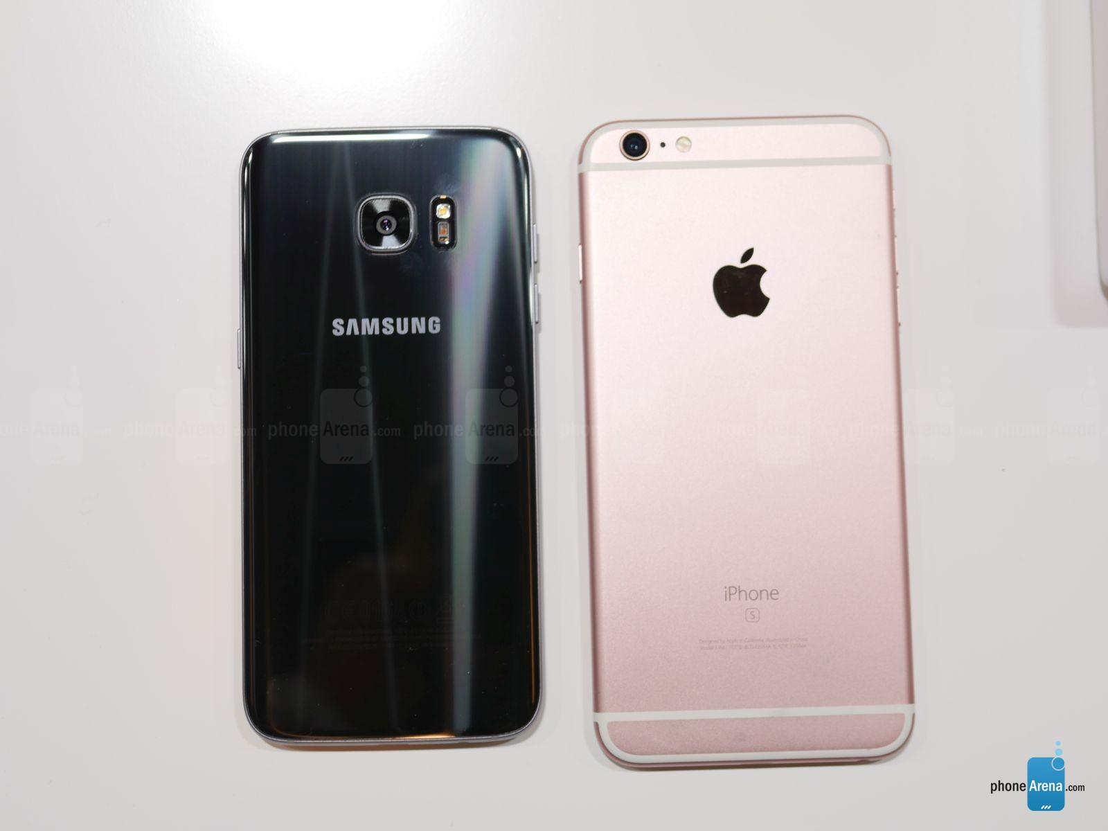 Samsung-Galaxy-S7-edge-vs-Apple-iPhoбблоne-6s-Plus