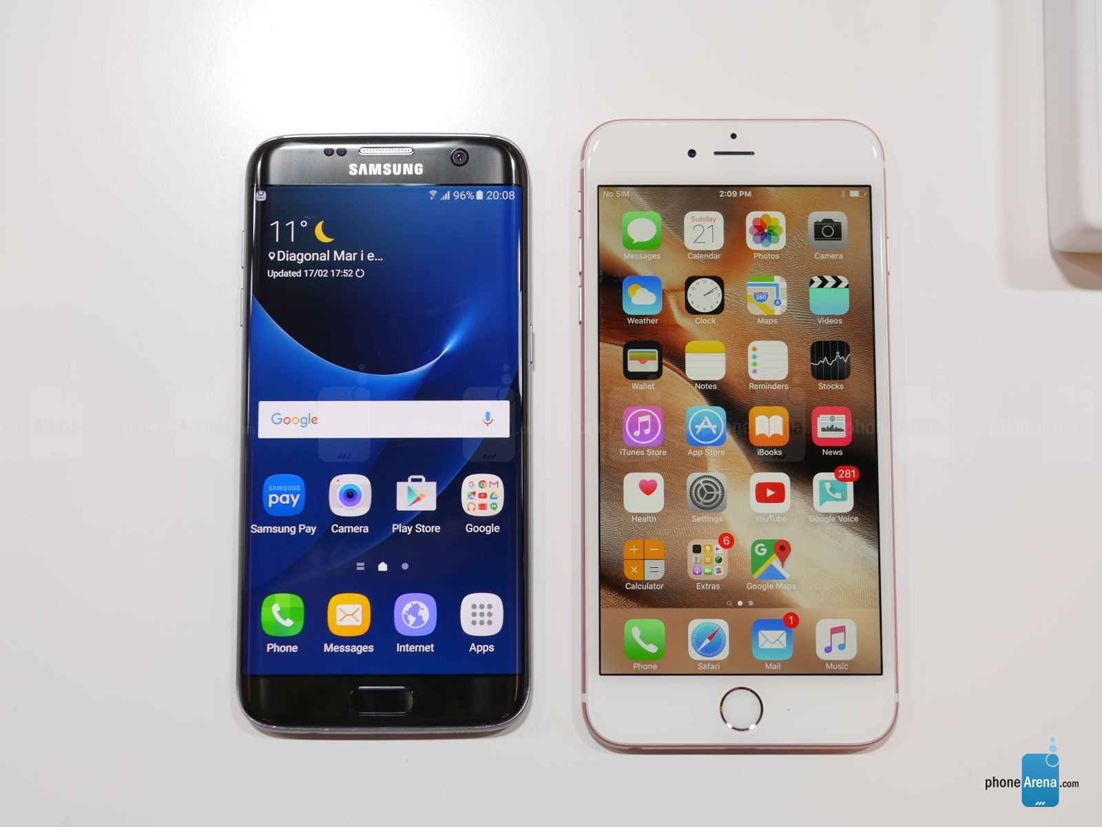 Samsung-Galaxy-S7-edge-vs-Apple-iPжджhone-6s-Plus