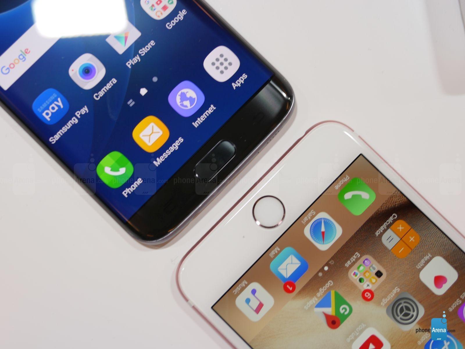 Samsung-Galaxy-S7-edgььттиe-vs-Apple-iPhone-6s-Plus
