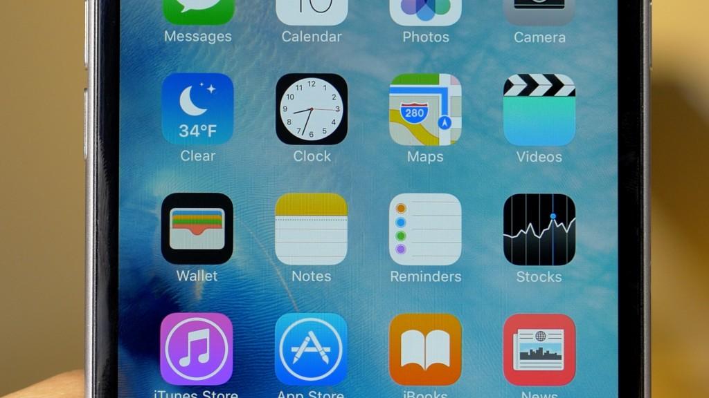 Погода на iOS