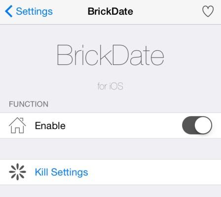 BrickDate
