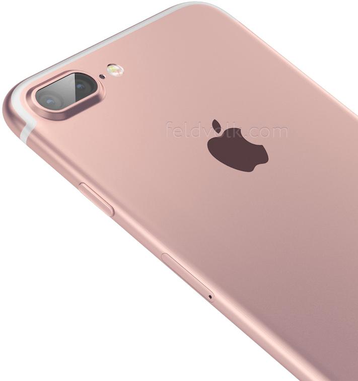 iPhone 7 двойная камера