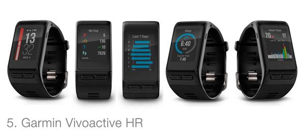 Garmin Vivoactive HR