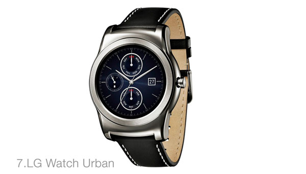 LG Watch Urban корейские самрт часы