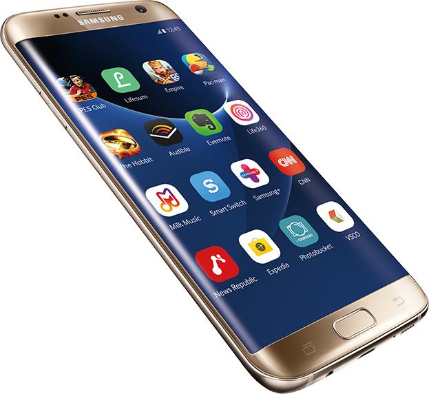 Samsung Galaxy S7 Edge входит в топ лучших смартфонов 2016