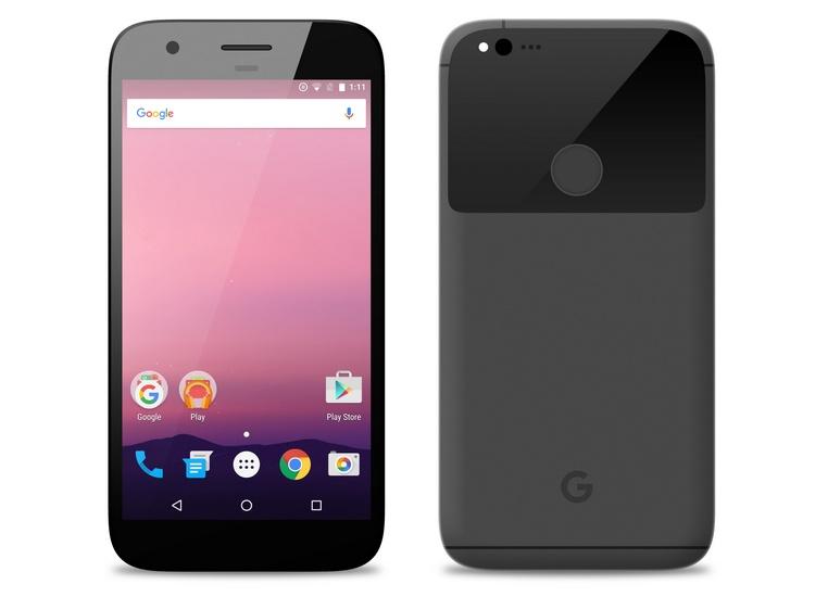 Google Pixel - новинка 2016 года