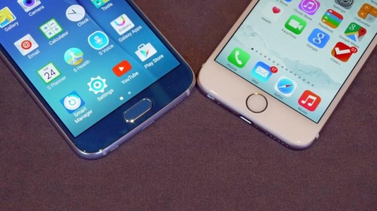 Многочисленные СМИ говорят о том, что вероятно Samsung Galaxy S8 «одолжит» стоимость iPhone 8