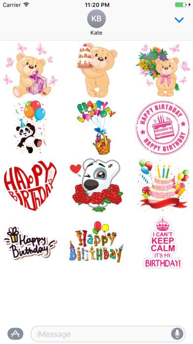 Приложение Happy Birthday's