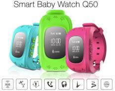 Smart Baby Watch Q50 - обзор