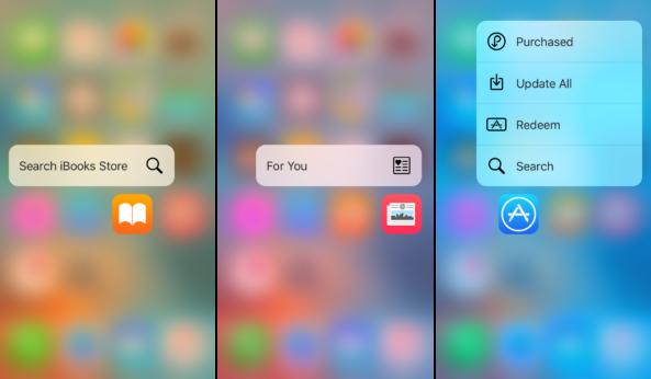 Cuttlefish — еще один твик для 3D Touch функции