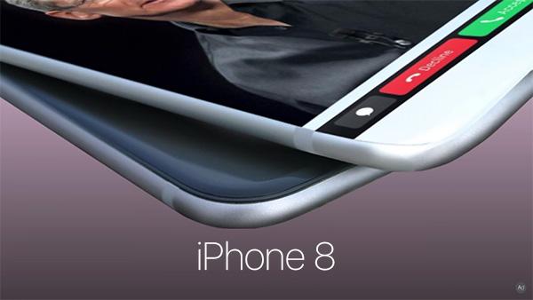 iPhone 8 с Touch Bar — это возможно?