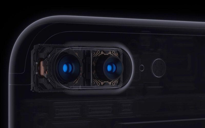 iPhone 7s: двойная вертикальная камера