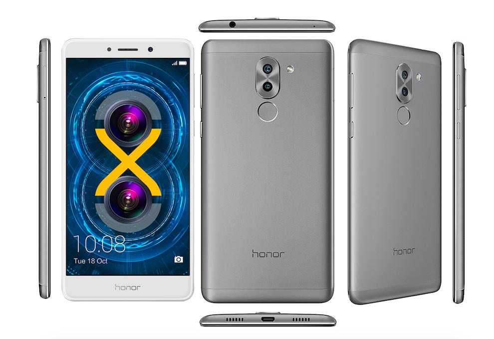 Huawei Honor 6X: бюджетный смартфон с двойной камерой