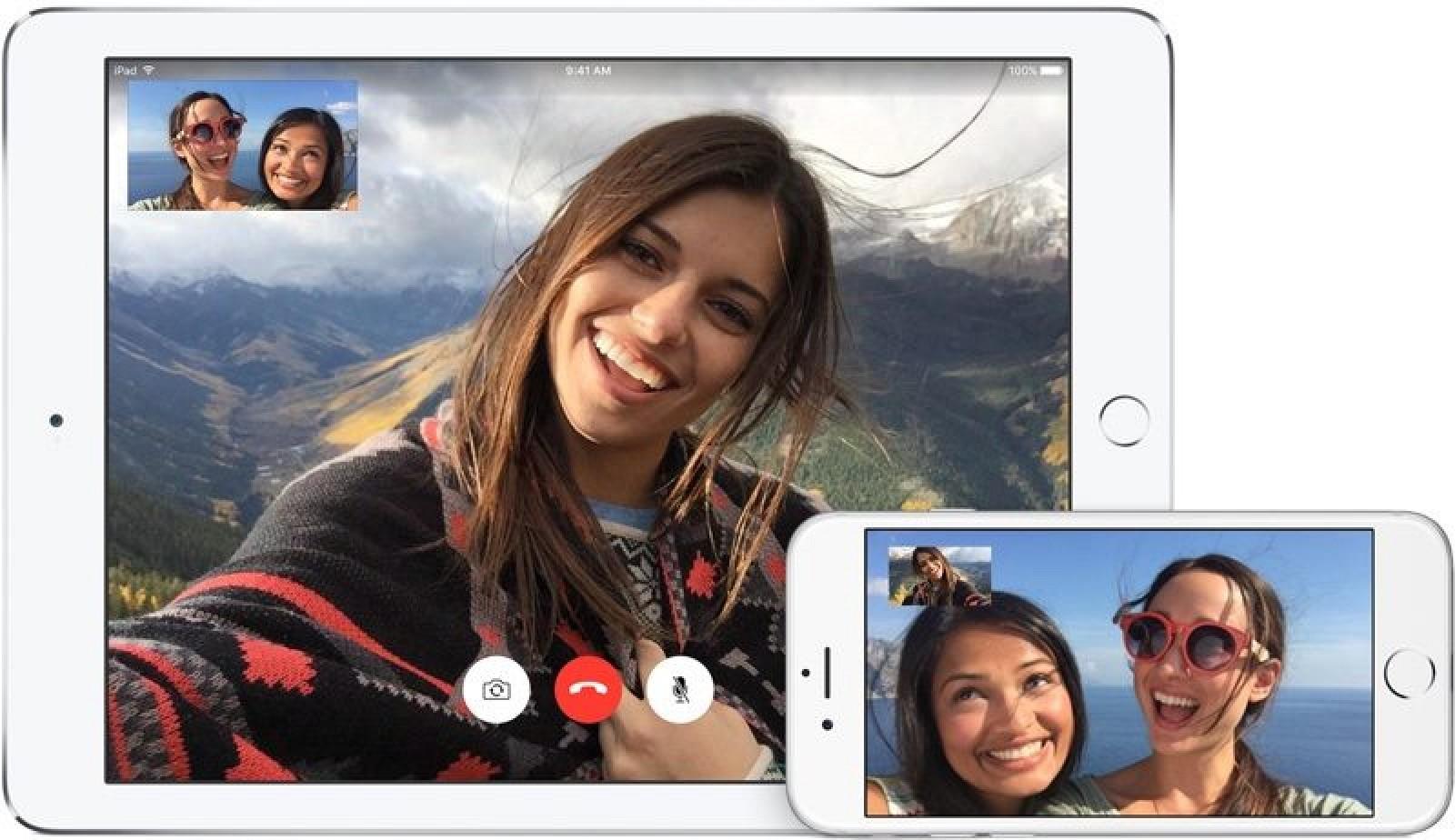 IOS 11: вFaceTime появятся групповые видеозвонки