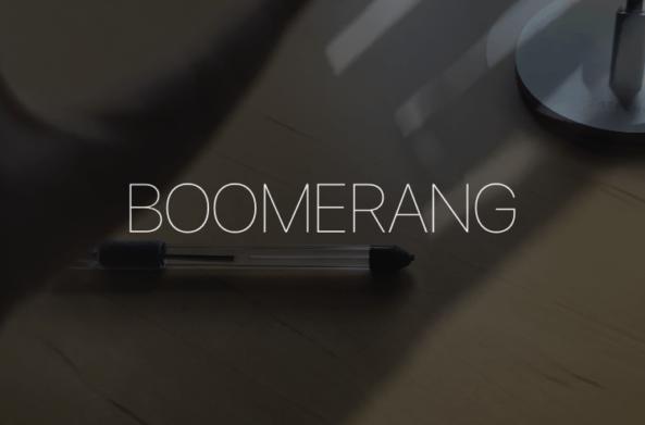 Как добавить видео бумеранг в историю Инстаграм?