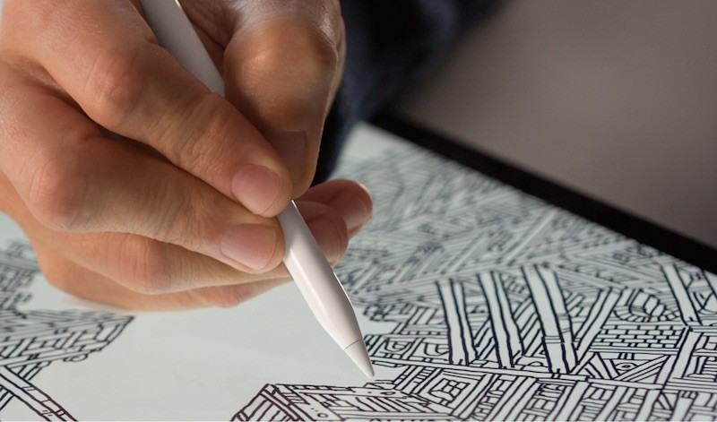 Apple Pencil 2 будет представлен в марте 2017 года