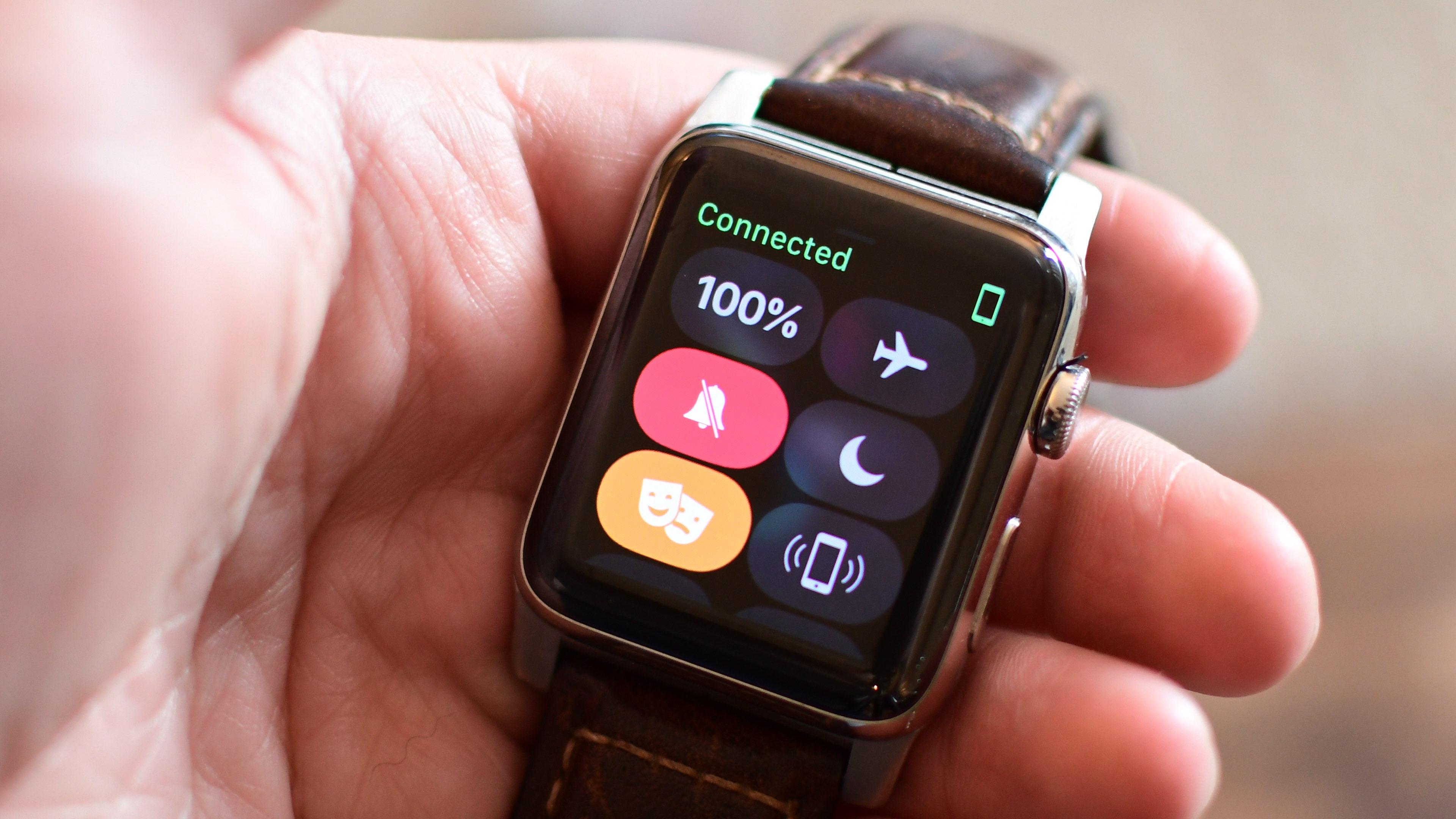 Как работает новый режим Theater (Кинотеатр) на Apple Watch: видео