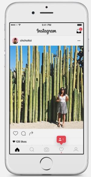 Новая функция в Инстаграм позволит размещать альбомы с несколькими фотографиями