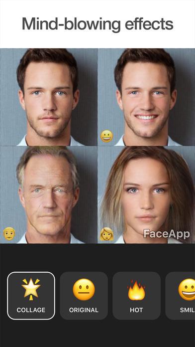 скачать приложение face app на андроид