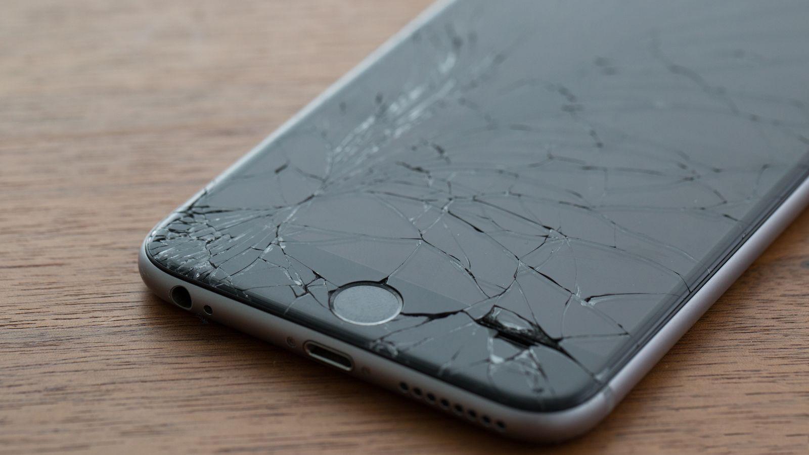 замена экрана iphone самостоятельно