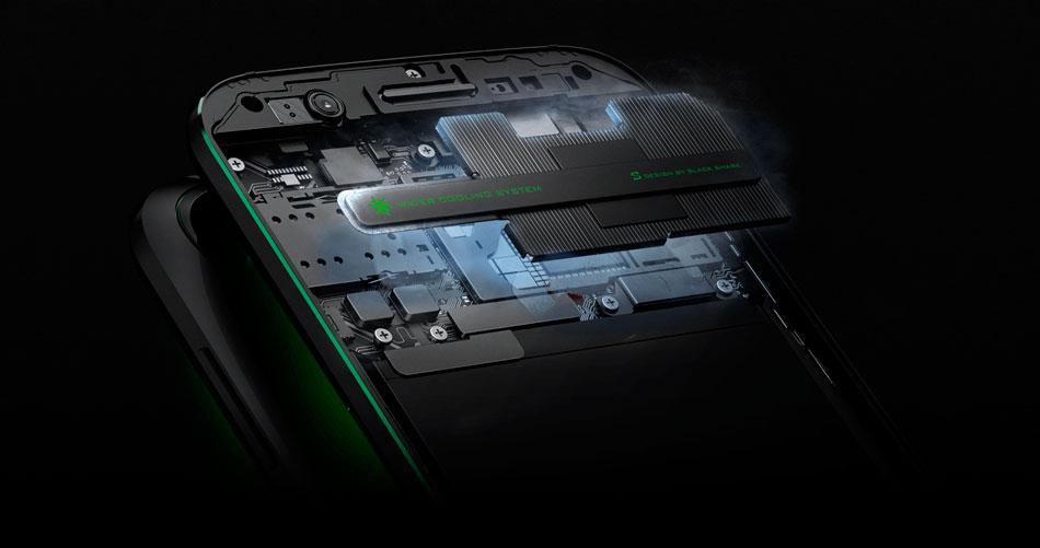 Система охлаждения Xiaomi Black Shark