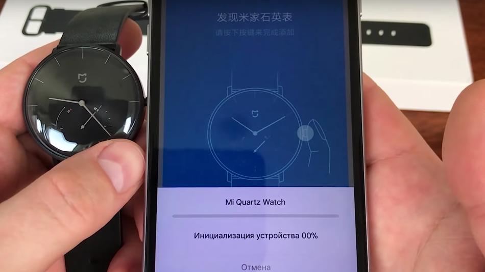 b5460fe1 ⌚Xiaomi Mijia Quartz Watch. Обзор гибридных часов за $50. Они крутые!
