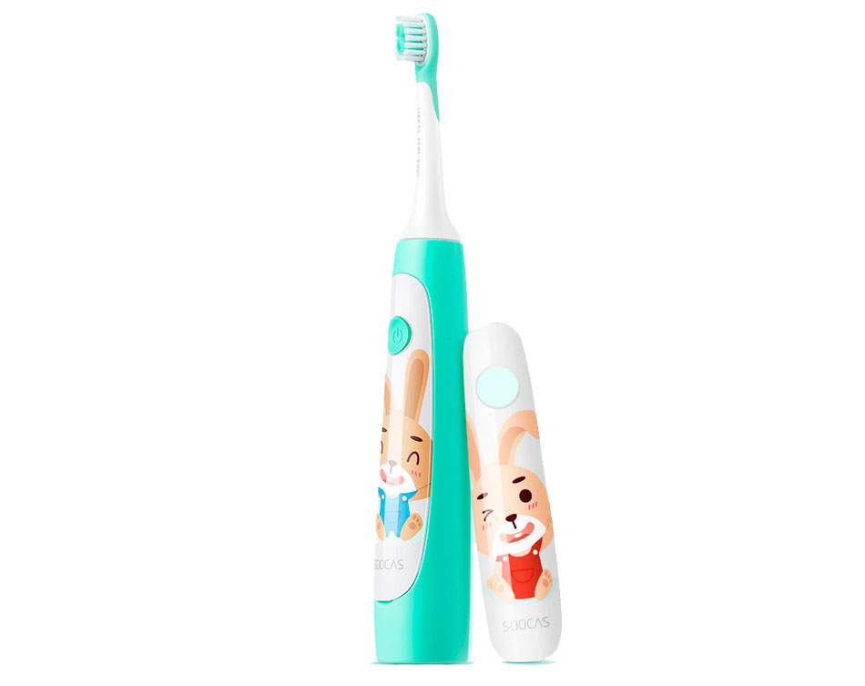 Детская зубная щетка Soocas C1