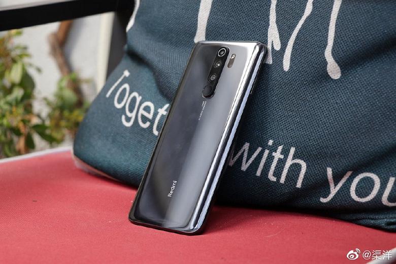 Xiaomi Redmi Note 8 Pro 6/128GB Green (Версия для России)