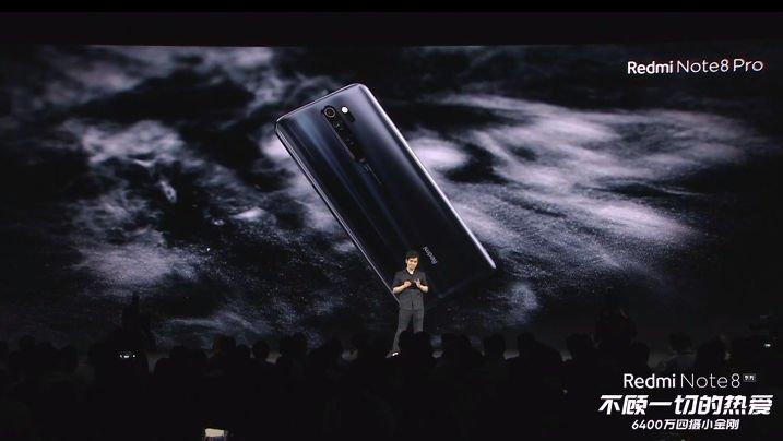 Xiaomi Redmi Note 8 Pro 6/128GB Blue (Версия для России)